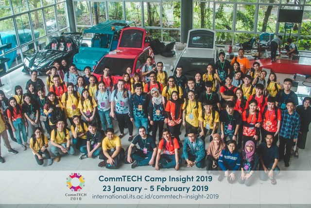 My Journey of CommTECH Camp Insight 2019 Indonesia
