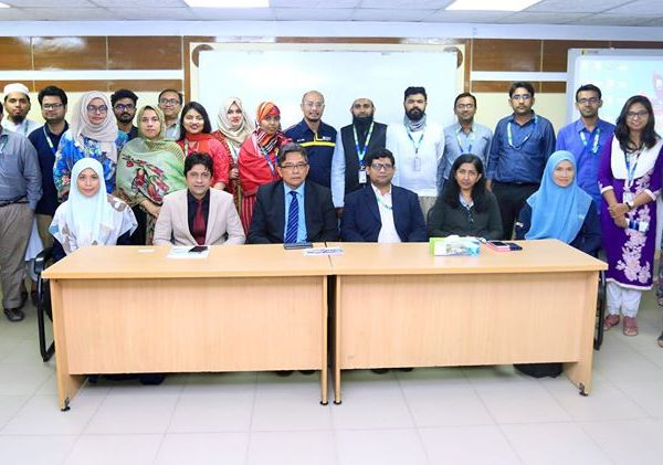 Universiti Teknologi MARA, the largest public university in Malaysia, has visited the Department of Civil Engineering ,DIU