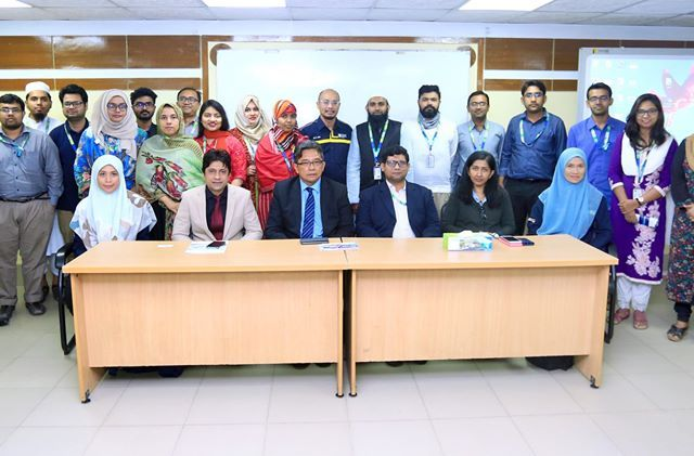 Universiti Teknologi MARA, the largest public university in Malaysia, has visited the Department of Civil Engineering ,DIU