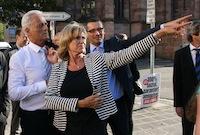 Projekte der Städtebauförderung in Nürnberg. Ein Rückblick auf den Besuch von Bundesminister für Verkehr, Bau und Stadtentwicklung Dr. Peter Ramsauer bei mir in der Frankenmetropole