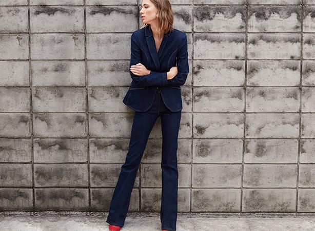 Calça boot cut - Ideal para mulheres altas