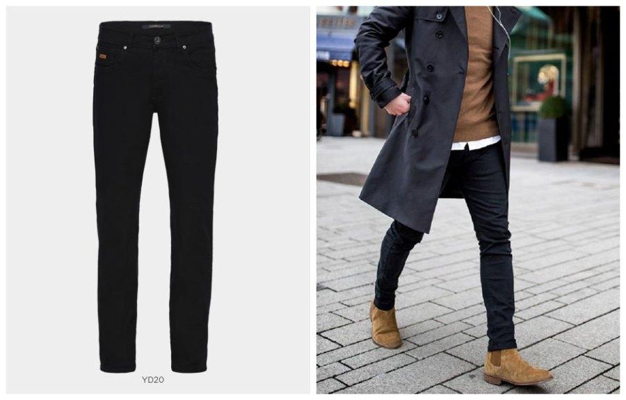 looks casuais com calça skinny masculina