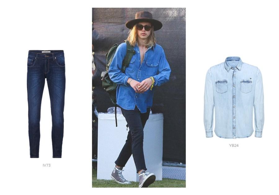 look jeans para rock in rio