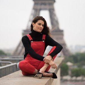 3 dias em Paris com Isabeli Fontana