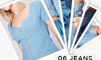 Looks jeans femininos.
