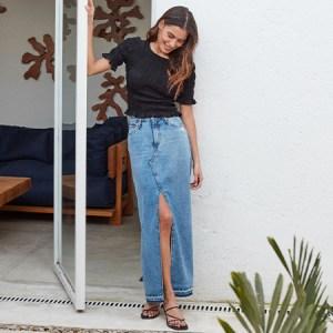 6 looks com jeans feminino que valem o investimento