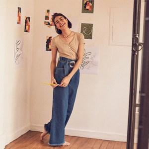 10 maneiras de compor um look vintage com jeans