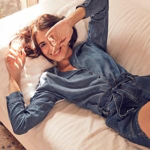 10 looks com camisa jeans feminina para qualquer ocasião