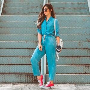 Como usar looks com calça jeans clara no dia a dia