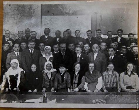 Всесоюзное совещание передовиков животноводства, февраль 1936 года.