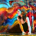 """Dantebus - """"Cristina in boschi di colori"""" Aramis Fraino"""
