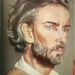 """Dantebus - """"Attore Alessio Boni"""" Eleonora Busu"""