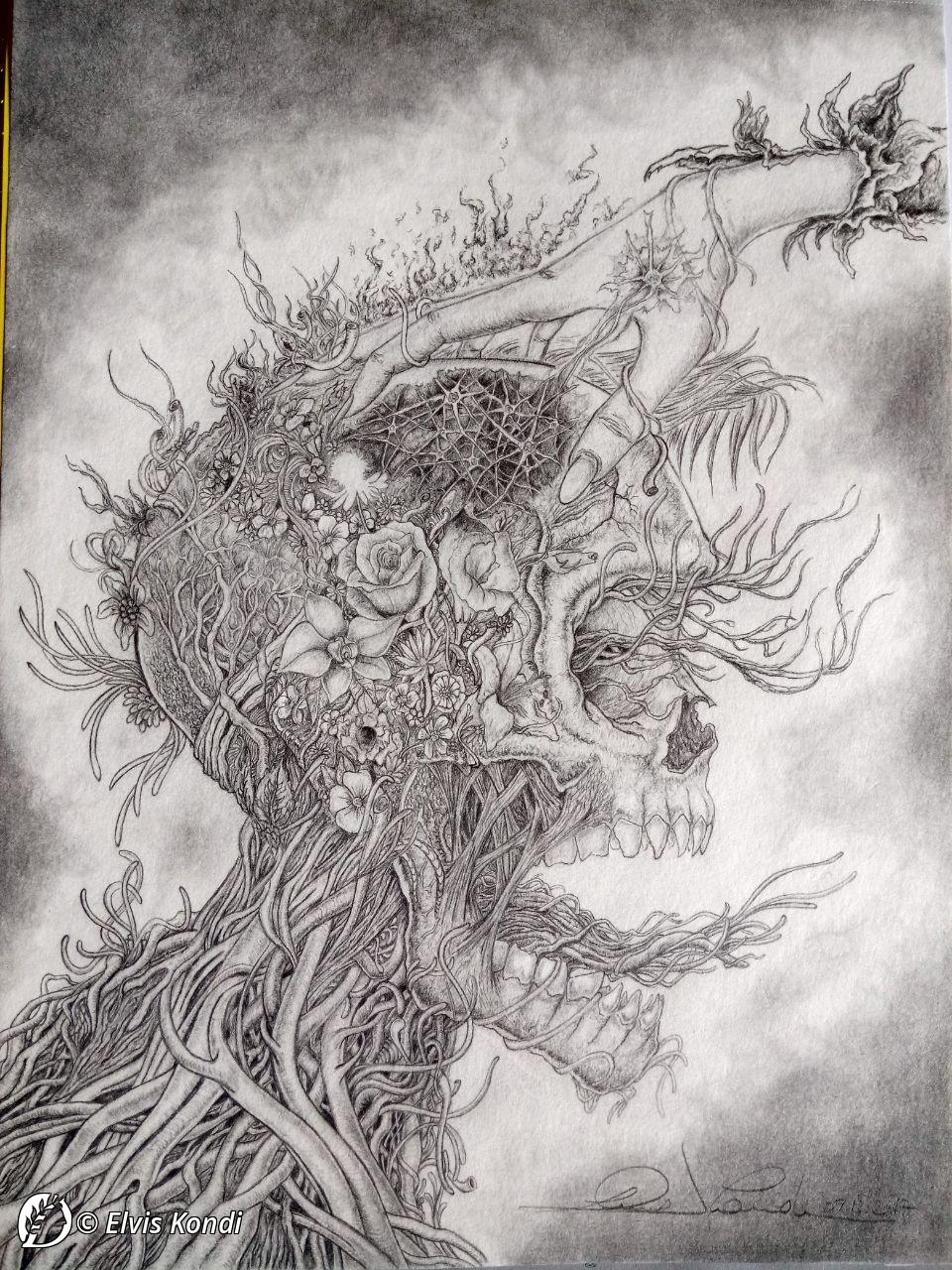 """Dantebus - """"Il dono di Madre Natura"""" Elvis Kondi"""