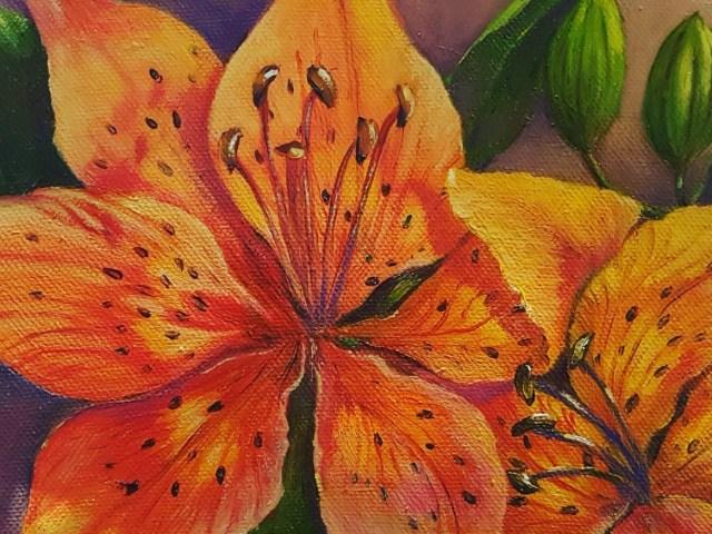 "Dantebus - ""Arte floreale"" Sabina Princigalli"