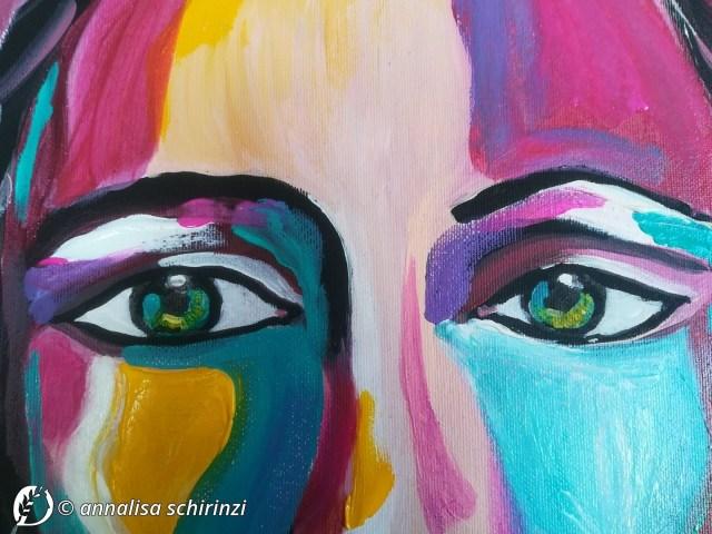 """Dantebus - """"I mille colori delle donne"""" Annalisa Schirinzi"""