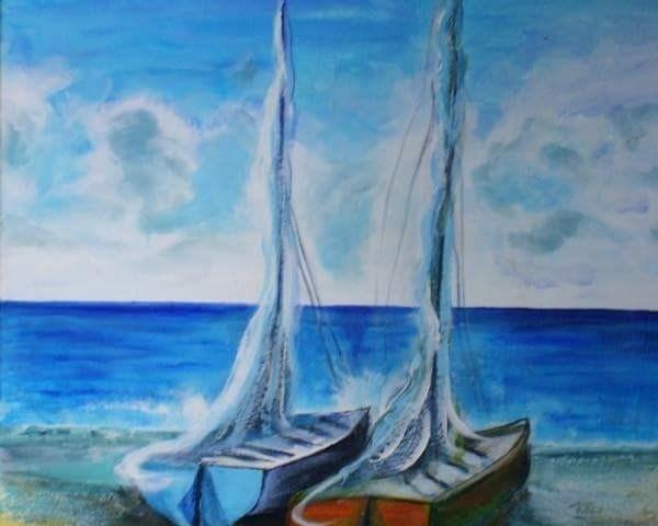 "Dantebus "" vele al vento"" Franca Calo"