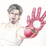 Dantebus Tony Stark Red Cat