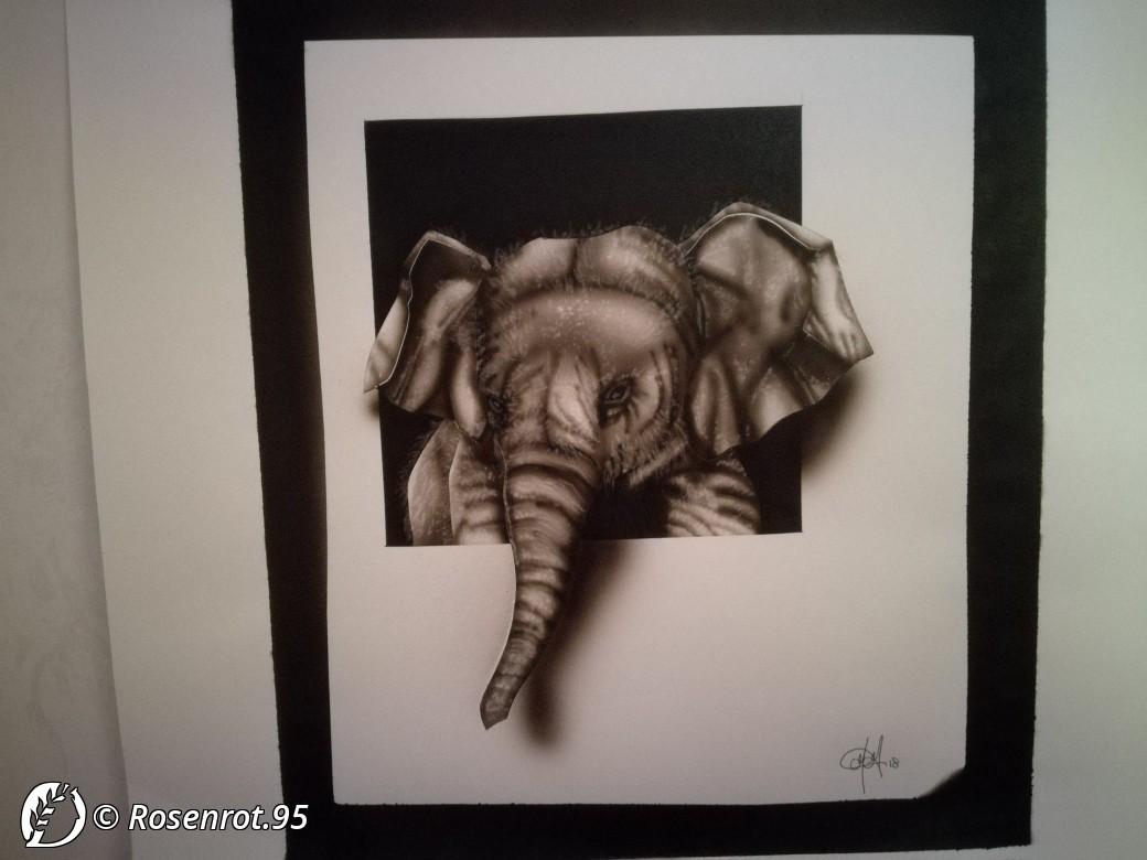 Dantebus - Melissa Mannone - Elephant