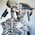 Dantebus - Silvia Bacci - Matita su carta