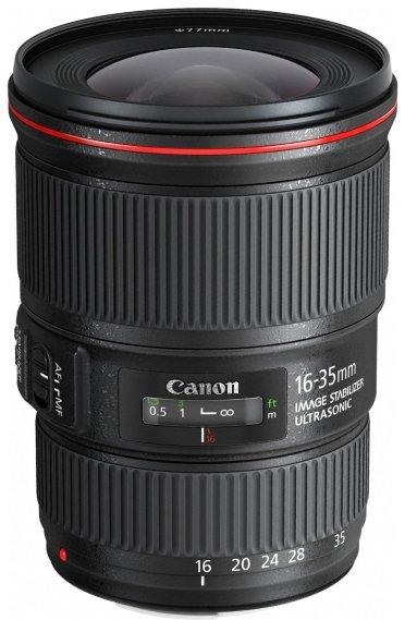 Canon 16 35 f4