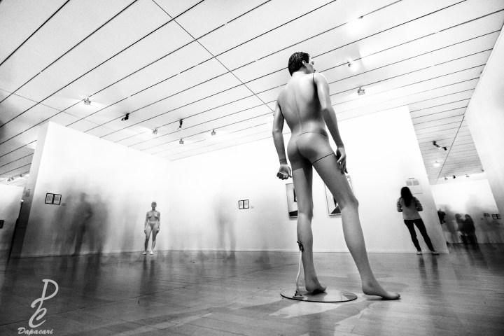 La pose longue au musée
