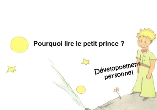 Pourquoi lire le petit prince