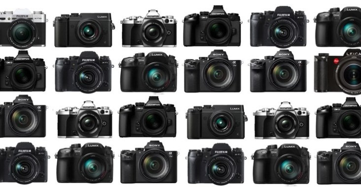 choisir un appareil photo