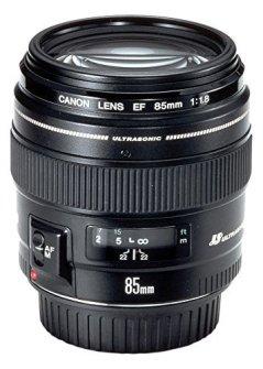 focale en photographie avis Canon 85mm F1.8
