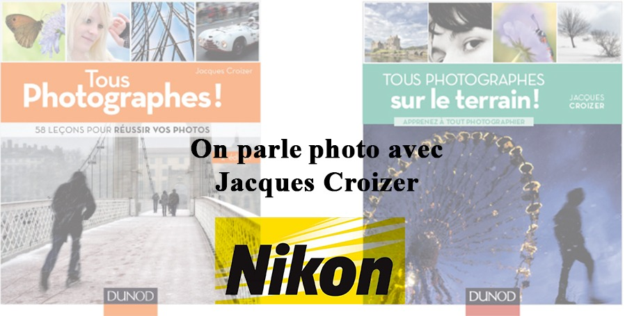 On parlephotoavecJacques Croizer