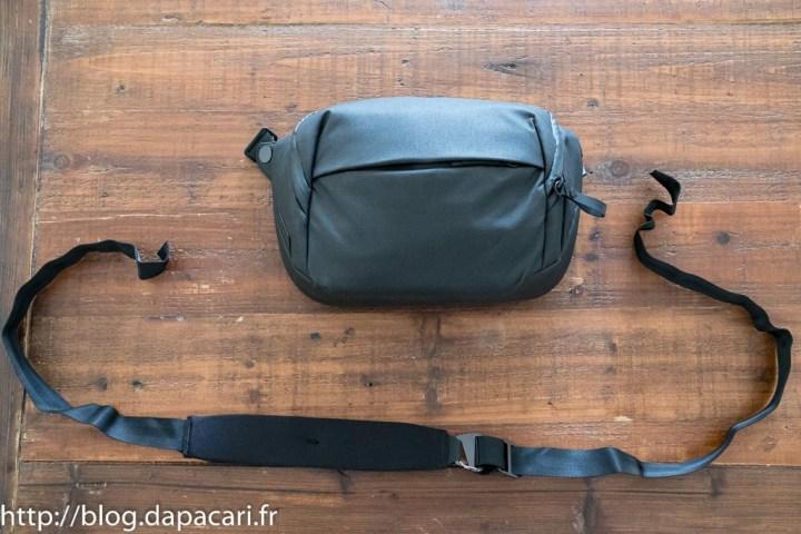 change peak design sling 5L shoulder strap
