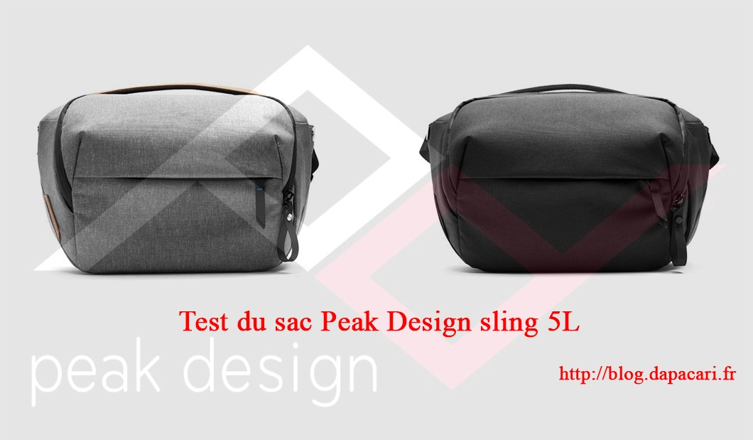 [Test] Peak Design Sling 5L
