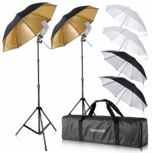 kit parapluie flash studio