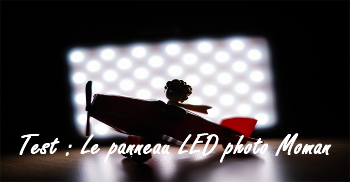 LED appareil photo