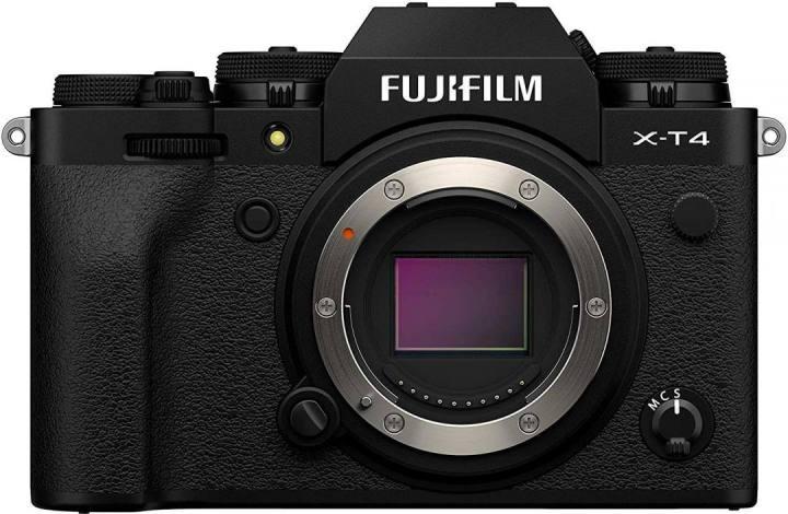 Avis Fujifilm X-T4