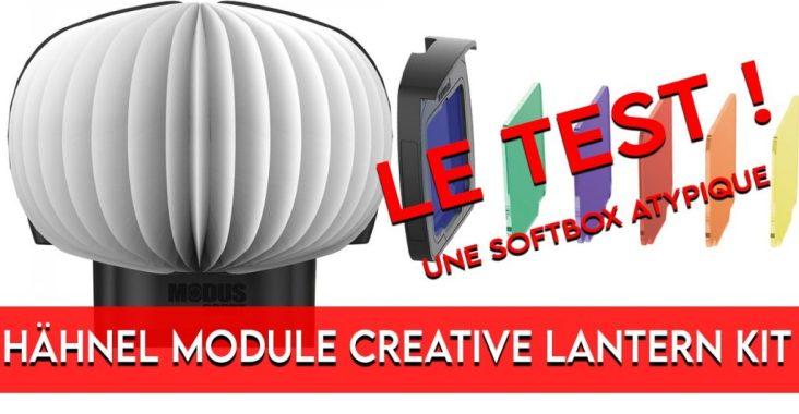 Hähnel Module Créative Lantern