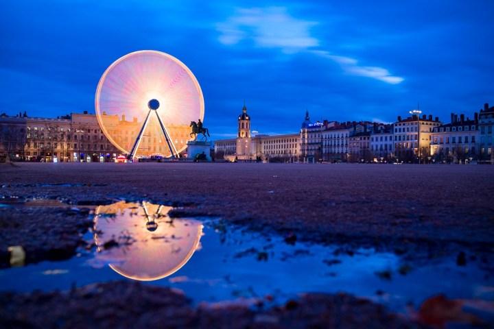 apprendre la photo de nuit à Lyon