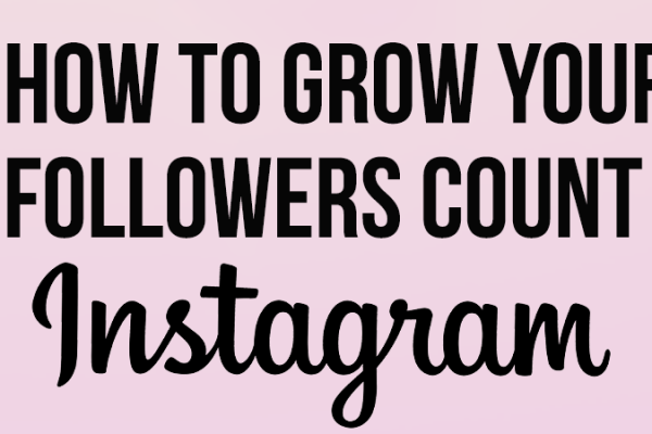 How to grow your followers count on Instagram