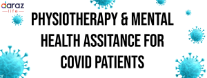 Physiotherapy for COVID patients