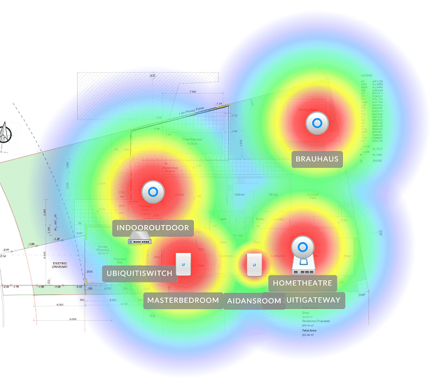 Ubiquiti Unifi 5G Coverage