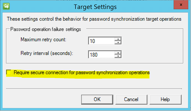 Require Secure Connection. IBM Lotus Domino System.NotImplementedException