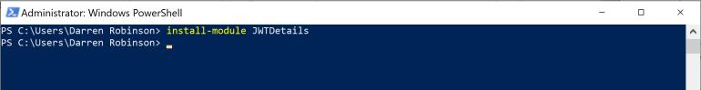 Install JWTDetails PowerShell Module.PNG