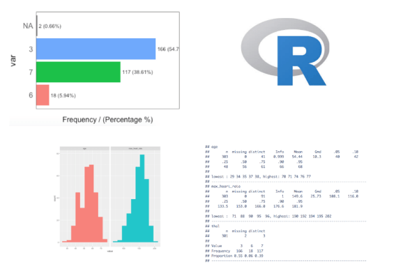 Exploratory Data Analysis in R (introduction)