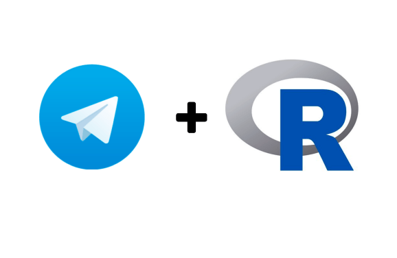 Integrating R and Telegram