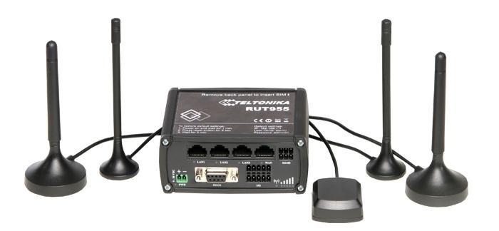 ¿ Cómo usar nuestro router Teltonika para enviar SMS de alerta de otros dispositivos ?