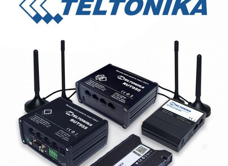 Grabación del último webinar sobre routers Teltonika