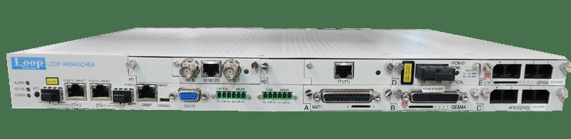 AM3440 E F 800x600 1 - AM3440-E - Nodo de acceso multiservicio TDM/IP