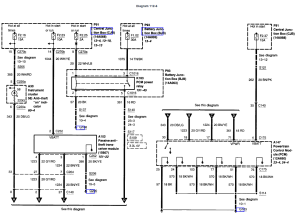 PATS Wiring Schematics  PowerStrokeNation : Ford Powerstroke Diesel Forum