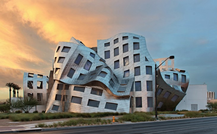Image result for The Lou Ruvo Center for Brain Health (Las Vegas, USA)