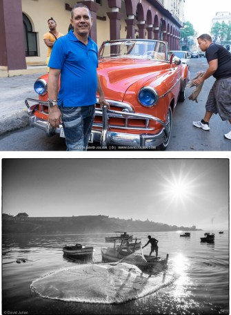 Cuban Chevy & Fisherman