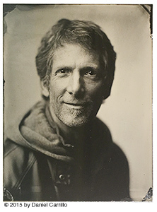 David Julian's Tintype headshot